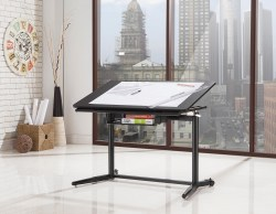 Height Adjustable Standing Drafting Desk